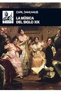 Papel MUSICA DEL SIGLO XIX (ILUSTRADO) (CARTONE)