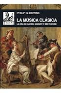 Papel MUSICA CLASICA LA ERA DE HAYDN MOZART Y BEETHOVEN (53) (RUSTICO)