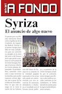 Papel SYRIZA EL ANUNCIO DE ALGO NUEVO (COLECCION A FONDO)