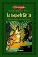 Papel MAGIA DE KRYNN [CUENTOS DE LA DRAGONLANCE 1] (DRAGONLANCE)