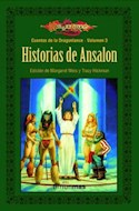 Papel HISTORIAS DE ANSALON [CUENTOS DE LA DRAGONLANCE 3] (DRAGONLANCE)
