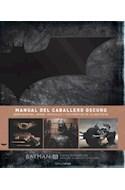 Papel MANUAL DEL CABALLERO OSCURO HERRAMIENTAS ARMAS VEHICULOS Y DOCUMENTOS DE LA BATICUEVA (BATMAN)