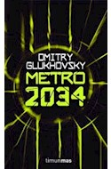 Papel METRO 2034 (BOLSILLO)