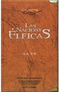 Papel NACIONES ELFICAS (COLECCION DRAGONLANCE) (EDICION PARA COLECCIONISTAS) (CARTONE)