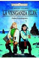 Papel VENGANZA ELFA (LOS ARPISTAS 1) (COLECCION REINOS OLVIDADOS)