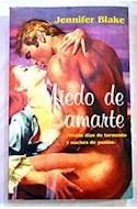 Papel MIEDO DE AMARTE (COLECCION ROMANTICA)