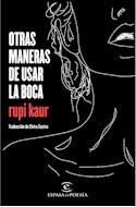 Papel OTRAS MANERAS DE USAR LA BOCA (CARTONE)