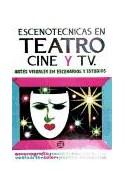 Papel ESCENOTECNICAS EN TEATRO CINE Y TV