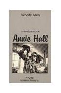 Papel ANNIE HALL [GUION] (COLECCION CUADERNOS INFIMOS)