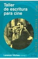 Papel TALLER DE ESCRITURA PARA CINE