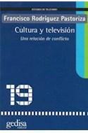 Papel CULTURA Y TELEVISION UNA RELACION DE CONFLICTO