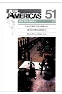 Papel SOCIOLOGIA III ESTRUCTURA SOCIAL DE CENTROAMERICA