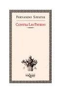Papel CONTRA LAS PATRIAS (COLECCION FABULA 133)