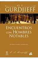 Papel ENCUENTROS CON HOMBRES NOTABLES DEL TODO Y DE TODO / SEGUNDA SERIE (GANESHA CUARTO CAMINO)