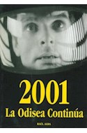 Papel 2001 LA ODISEA CUNTINUA