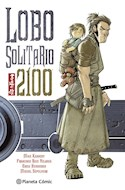 Papel LOBO SOLITARIO 2100 (CARTONE)