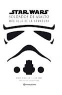 Papel STAR WARS SOLDADOS DE ASALTO DETRAS DE LA ARMADURA (CARTONE)