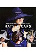 Papel HATS & CAPS DESIGNING FASHION ACCESSORIES SOMBREROS Y GORRAS