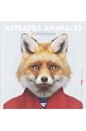 Papel RETRATOS ANIMALES (CARTONE)
