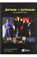 Papel BATMAN Y SUPERMAN LOS MEJORES DEL CINE