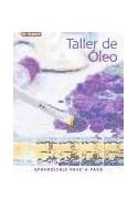 Papel TALLER DE OLEO APRENDIZAJE PASO A PASO (CARTONE)