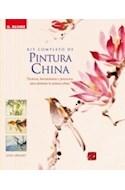 Papel KIT COMPLETO DE PINTURA CHINA TECNICAS HERRAMIENTAS Y P  ROYECTOS PARA DOMINAR LA PINTURA CH