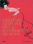 Papel GRANDES ARTISTAS DE LA ILUSTRACION DE MODA (CARTONE)