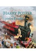 Papel HARRY POTTER Y LA PIEDRA FILOSOFAL [ILUSTRACIONES DE JIM KAY]