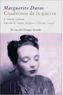 Papel CUADERNOS DE GUERRA Y OTROS TEXTOS (OJO DEL TIEMPO 21)