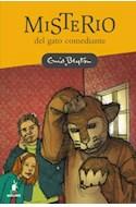 Papel MISTERIO DEL GATO COMEDIANTE (CARTONE)