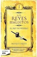 Papel REYES MALDITOS I REY DE HIERRO (LOS REYES MALDITOS I)