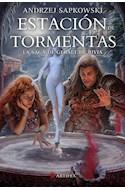 Papel ESTACION DE TORMENTAS (LA SAGA DE GERALT DE RIVIA 8)
