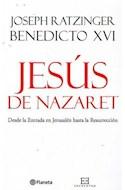 Papel JESUS DE NAZARET II DESDE LA ENTRADA EN JERUSALEN HASTA LA RESURRECCION