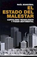 Papel ESTADO DEL MALESTAR CAPITALISMO TECNOLOGICO Y PODER SENTIMENTAL