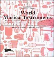 Papel WORLD MUSICAL INSTRUMENTS [C/CD] [ENCUADERNADO]