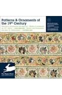 Papel PATTERNS & ORNAMENTS OF THE 19TH CENTURY [C/CD] (PLURILINGUE)