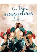 Papel TRES MOSQUETEROS (ILUSTRADO)