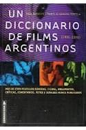 Papel UN DICCIONARIO DE FILMS ARGENTINOS
