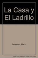 Papel CASA Y EL LADRILLO (BIBLIOTECA MARIO BENEDETTI)