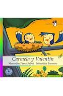 Papel CARMELA Y VALENTIN (PRIMERA)
