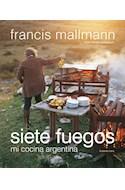 Papel SIETE FUEGOS MI COCINA ARGENTINA (ILUSTRADO) (RUSTICA)