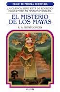 Papel MISTERIO DE LOS MAYAS (ELIGE TU PROPIA AVENTURA 14) (RUSTICA)