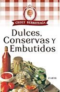 Papel DULCES CONSERVAS Y EMBUTIDOS (RUSTICO)