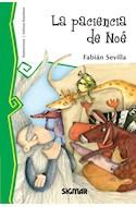 Papel PACIENCIA DE NOE (COLECCION TELARAÑA)