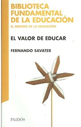 Papel VALOR DE EDUCAR (BIBLIOTECA FUNDAMENTAL DE LA EDUCACION 8060041)