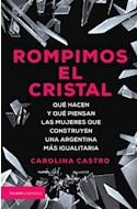Papel ROMPIMOS EL CRISTAL (COLECCION PAIDOS EMPRESA)