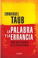 Papel PALABRA Y LA ERRANCIA