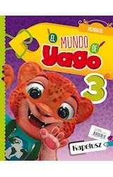 Papel MUNDO DE YAGO 3 KAPELUSZ (NOVEDAD 2018)