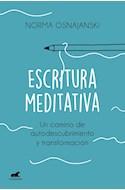 Papel ESCRITURA MEDITATIVA (COLECCION LIBROS PRACTICOS)