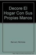 Papel DECORE EL HOGAR CON SUS PROPIAS MANOS (CARTONE)